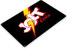 TIN SIGN Jolt Cola Sign Retro Soda Shop Store Kitchen Cave A100