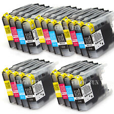 20x ink Cartridge LC 73 LC 77 XL For Brother MFC J6510DW J6910DW J6710DW PRINTER
