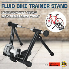 OrangeA Fluid Trainer with Resistance Shifter Portable Road Machine Indoor