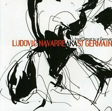 From Detroit To St Germain - Ludovic Navarre (1998, CD NEU)