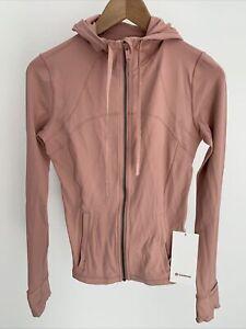 Lululemon Hooded Define Jacket *Nulu NWT Size 6 PNPA Pink LW4BCIS