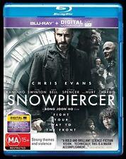 Snowpiercer (Blu-ray, 2014) New, ExRetail Stok (D141)