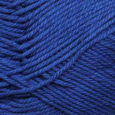 Patons Cotton Blend 8ply Yarn 50g Ball - Royal Blue #23