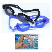 Top Quality Proworks Anti UV Aqua Sphere Fog Swimming Goggles for Adult//Kids