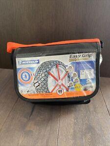 "Michelin Easy Grip Snow Chains L13 14"" 15"" 16"""
