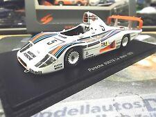 PORSCHE 936 /81 Le Mans 1978 #5 Martini Pescarolo Mass Ickx Resin Spark 1:43