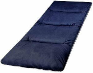 XL Cot Pads for Camping, Soft Comfortable Cotton Thick Sleeping Cot Mattress