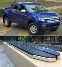 (#121) Ford Ranger PX Dual Cab 2012 to 2018 Side Steps Running Boards