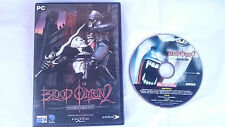 BLOOD OMEN 2 THE LEGACY OF KAIN SERIES MICROMANIA 9 PC ORDENADOR PAL ESPAÑA