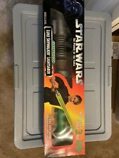 New Sealed Misb 1995 Star Wars Potf Electronic Luke Skywalker LightSaber