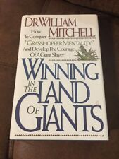 Winning In The Land Of Giants By Dr William Mitchell