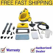 Vapamore MR-100 Primo Steam Vapor Cleaning w/Attachments Pet Stains Kill Bed bug