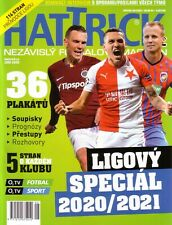 2020 2021 Czech Hattrick Ligovy Special - Football Season Preview Magazine
