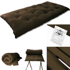 "Tatami Floor Mat(3""x54""x80"")-Japanese/Rolling/Thai Bed/Mattresses 3"" Thick/Full"