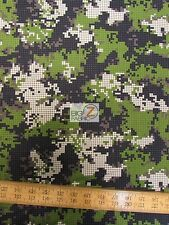 "FLY BOY CAMOUFLAGE GREEN BY WINDHAM FABRICS 100% COTTON FABRIC 45"" WIDTH FH-1056"