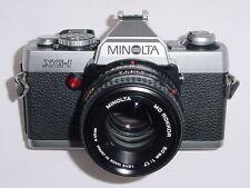 Minolta analoge Spiegelreflexkamera