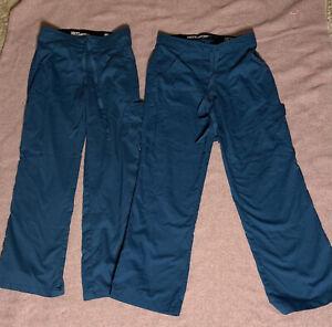 Grey's Anatomy Scrub Pants Size XXS Blue Lot Of 2