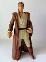 "STAR WARS FIGURE 3.75"" Obi Wan Kenobi Naboo Episode 1 Collection Hasbro 1999"