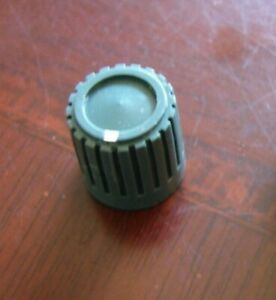 Heathkit  HR-10 Ham Radio Receiver Small Green Knob