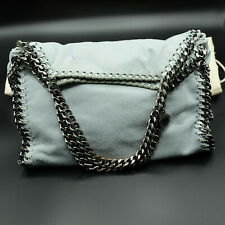 Stella McCartney Falabella Mini Tote Light Blue