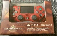MONSTER HUNTER Sony PS4 Wireless Controller Dual Shock 4 WORLD LIOLAEUS EDITION