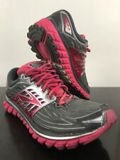Brooks Glycerin 14 Womens Running Shoes Size US 11 Gray/Pink (Cosmetic Defects)