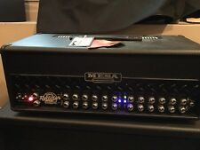 Mesa Boogie Dual Rectifier Roadster 100 watt Guitar Amp Head + foot switch