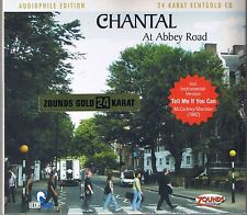 Chantal At Abbey Road Beatles Strictly Instrument 24 Ca. Zounds Gold CD NEW Seal