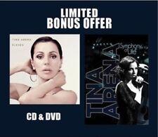 TINA ARENA Eleven CD (PLUS) Symphony Of Life DVD NEW