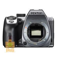 NEW BOXED PENTAX K-70 K70 K 70 DIGITAL CAMERA ONLY BODY / SILVER