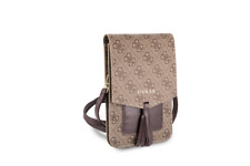 Genuine GUESS 4G Wallet Universal Pouch with Strap