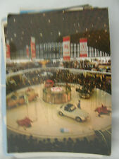 Postcard, 12th Annual Tokyo Auto Show, 1965, Ministry of Foreign Affairs, Japan