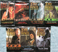 Booster of the Rings-TCG OVP Trading Card-Game