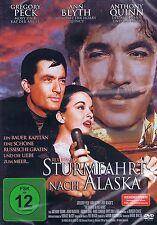 DVD NEU/OVP - Sturmfahrt nach Alaska - Gregory Peck, Ann Blyth & Anthony Quinn