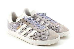 ADIDAS GAZELLE Womens SZ 9 Purple Lavender Sneakers Tennis Shoes Sporty Athletic