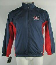Columbus Blue Jackets Men's Reversible Soft Shell Full Zip Jacket