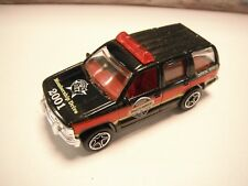 """Special Limited Edition Matchbox Chevy Tahoe """"Membership Drive 2001"""""""