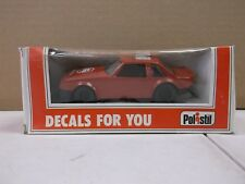 1982 Polistil Toyota Celica GT Red & White #6 1:32 Scale Decals For You