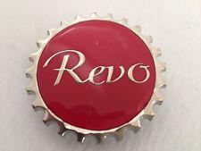 electric skateboard REVO  Badge