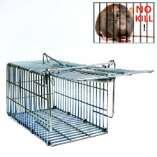 More details for rat trap mouse catcher humane live animal pest rodent mice vermin bait cage uk