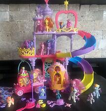 My Little Pony Princess Twilight Sparkle Rainbow Kingdom Playset Toy Accessories