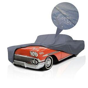 [PSD]Supreme Waterproof Full Car Cover for 1956 Mercury Medalist 2/4 Door Sedan