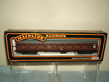 MAINLINE MODEL No.37-107       B.R Mk1  MAROON COACH      MIB