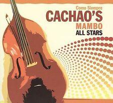 Como Siempre [Digipak] by Cachao (CD, Aug-2009, Sony Music Distribution (USA))