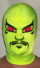 NEW SPANDEX KABUKI MASK PRO WRESTLING GIFT IDEA