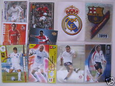 LOT 50-SOCCER CARDS-MIXED, EPL,ITALY,SPAIN,HOLLAND,GERMANY,WORLD CUP,ETC**READ