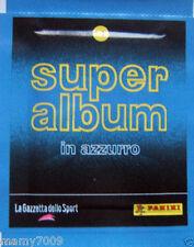 BUSTINA SIGILLATA N°11=SUPER ALBUM IN AZZURRO=PANINI MODENA-GAZZETTA DELLO SPORT