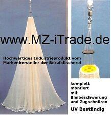 1 Profi Original Kasting Wurfnetz Fischernetz Cast Net Köderfischnetz 3 m 19mm