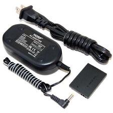 HQRP Adaptador de corriente y Acoplador CC para Canon PowerShot SX200, SX210 IS