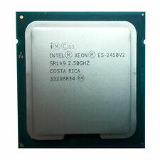 Good working Intel Xeon E5-2450 V2 CPU 2.5 GHz 8 cores 20MB LGA 1356 Processor